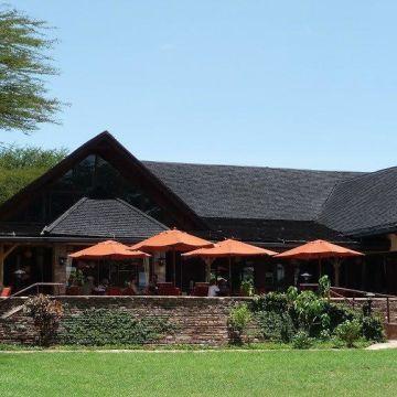 Hotel Keekorok Lodge