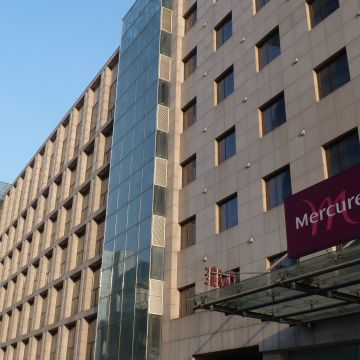 Hotel Mercure Wanshang Beijing