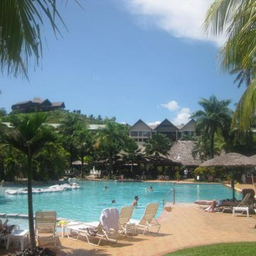 Hotel Outrigger on the Lagoon - Fiji