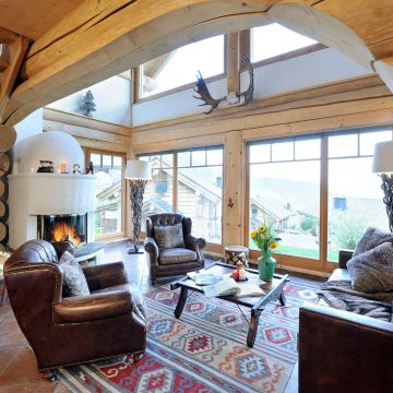 Wood Ridge Luxury Chalets