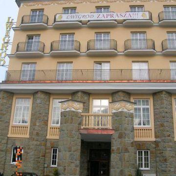 Hotel Lwigród