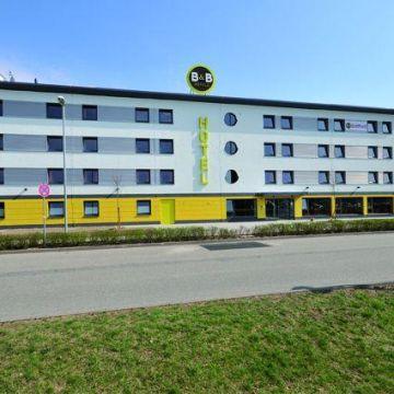 B&B Hotel Baden-Airpark