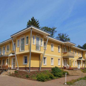 Ferienwohnung Haus Am Steinersberg Appartement 1