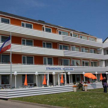 Strandhotel Helgoland