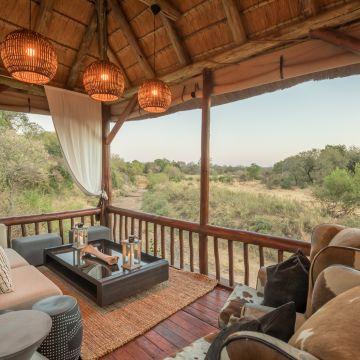 Hotel Karongwe River Lodge