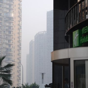 Hotel Holiday Inn North Chongqing