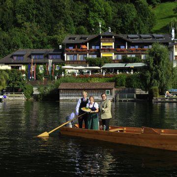 Hotel Grünberg am See