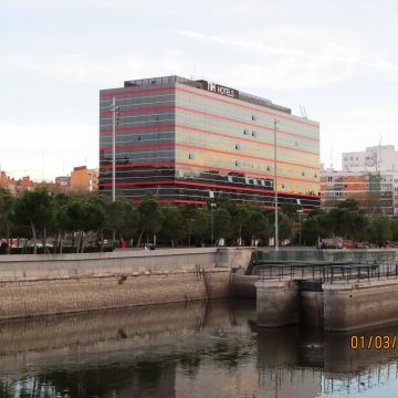 Hotel NH Madrid Ribera de Manzanares