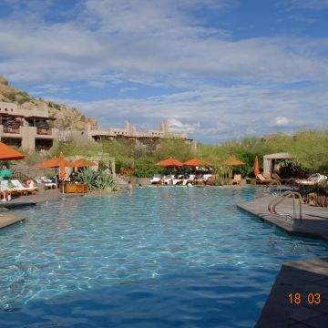 Hotel Four Seasons Scottsdale at Troon North