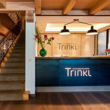 Ferienwohnungen Trinkl - Apt. mit Hotelservice