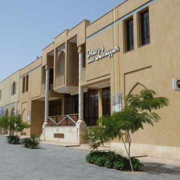 Hotel Omar Khayyam