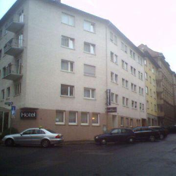 Hotel Am Friedensplatz