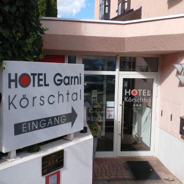Hotel Garni Körschtal