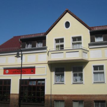 Stadtparkhotel-Schwedt