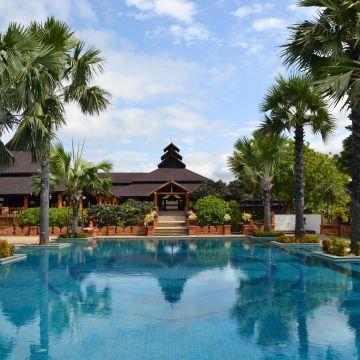 Hotel Aureum Palace Bagan