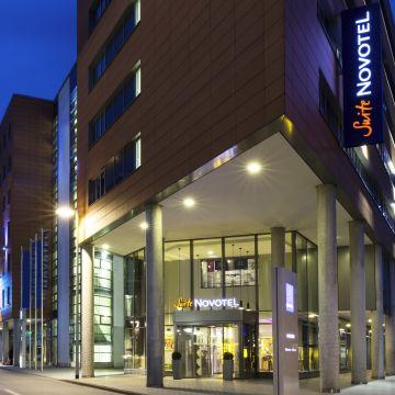 Accor Novotel Suites Hannover City Hotel