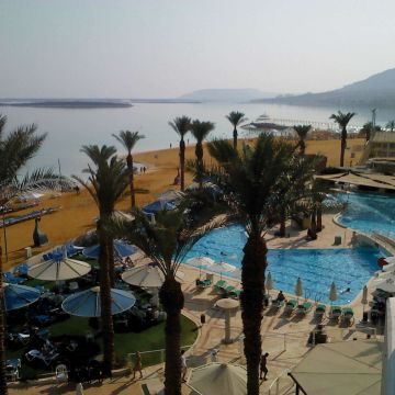 Hotel Holiday Inn Crowne Plaza Dead Sea