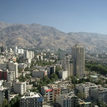 Parsian Esteghlal West Tower Hotel