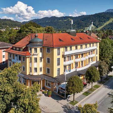 Hotel Vier Jahreszeiten Garmisch Partenkirchen