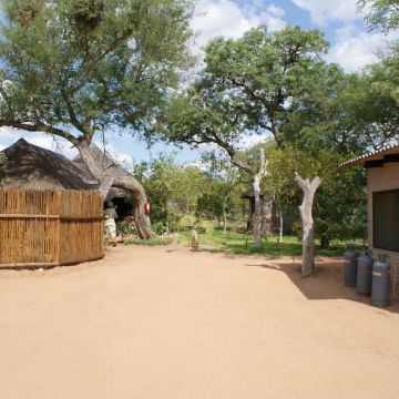 Africa On Foot Camp