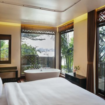 Hotel An Lam Saigon River Private Residence