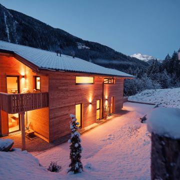 Ferienhaus zum Stubaier Gletscher