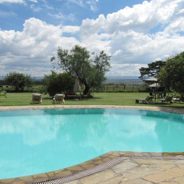 Tented Camp Flamingo Hill