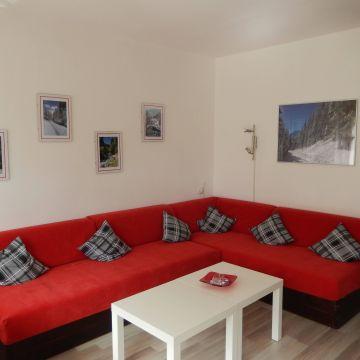 Apartment Börner im Aparthotel Kleinwalsertal