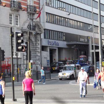 Hotel Days Inn City Centre Liverpool