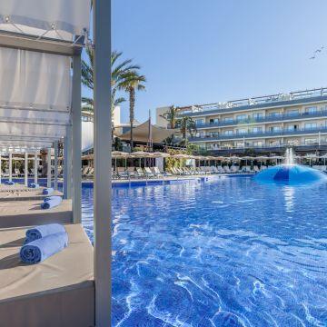 Hotelbewertungen Allsun Hotel Marena Beach In Platja De Palma