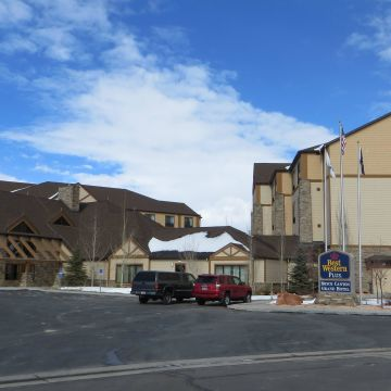 Best Western Plus Hotel Bryce Canyon Grand