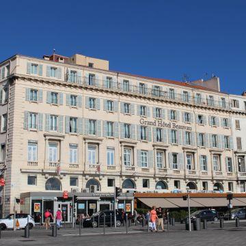 Grand Hotel Beauvau Vieux Port