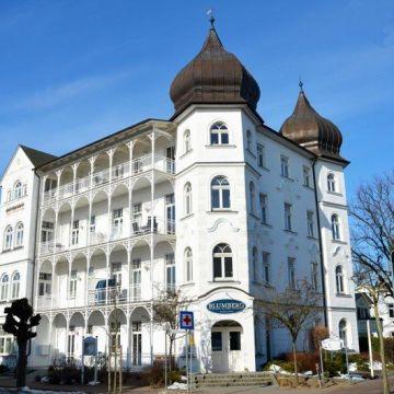 Ostseeappartements Rügen Haus Metropol