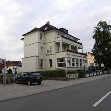 Hotel Alte Villa Schloßblick