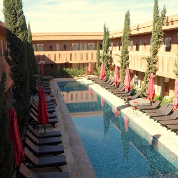 Hotel Kenzi Club Agdal Medina