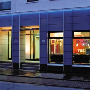 Hotel Ferrotel Duisburg