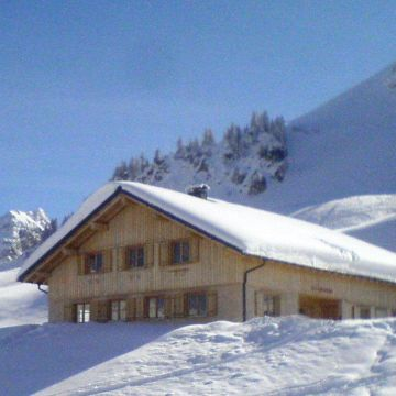 Hütte Martina