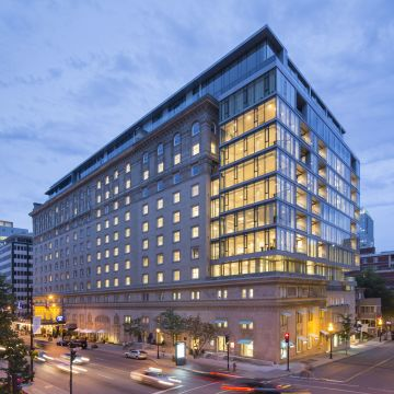 Hotel The Ritz-Carlton Montreal