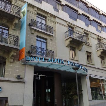 Hotel Alpha-Palmiers