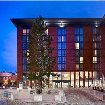 Hotel Hilton Garden Inn Birmingham Brindley Place