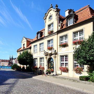 Hotel Podewils Old Town Gdansk