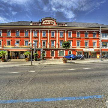 Hotel Ertl & Mexican Cantina Salud