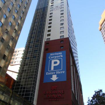 Hotel Crowne Plaza Auckland