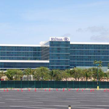 Hotel Anaheim Hilton