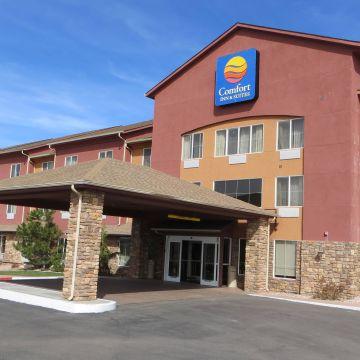 Comfort Inn & Suites Cedar City
