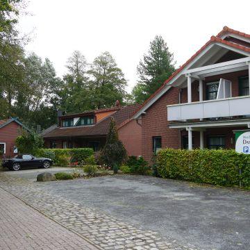 Hotel Pension Dat Greune Eck