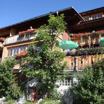 Biobauenhof Gehrnerhof Warth am Arlberg