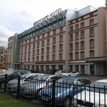Mercure Hotel Riga Centre