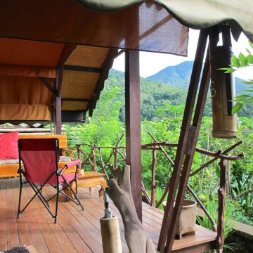 Sang Giri - Mountain Tent Resort
