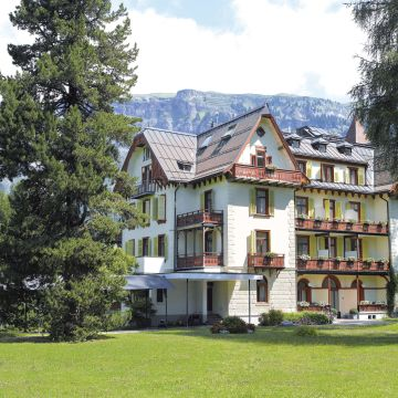 Waldhaus Flims Alpine Grand Hotel & Spa - Villa Silvana